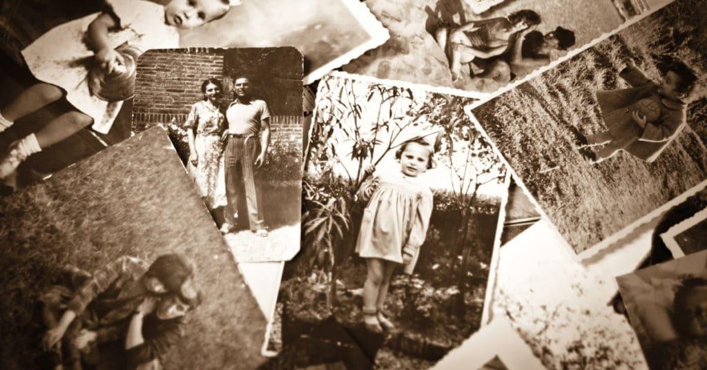 Fotografije s spomini na pretekle čase