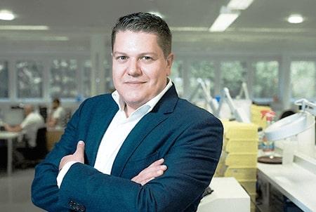 Neuroth-CEO Lukas Schinko