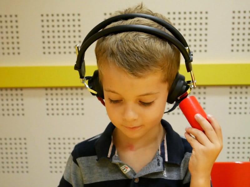 test sluha pri otrocih